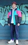 時尚穿搭:九零年代的外套