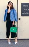DKNY 包包的時尚穿搭