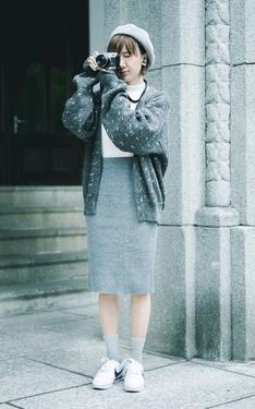 時尚穿搭:灰色時代