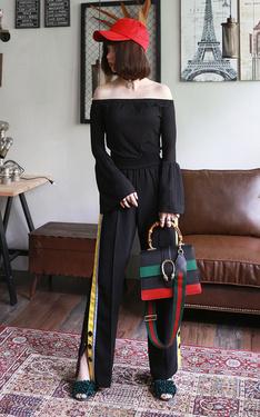 時尚穿搭:時尚在走運動元素要有