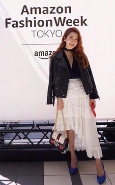 時尚穿搭:TOKYO AMAZON FASHION WEEK