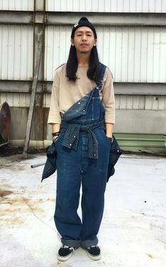 時尚穿搭:寬寬的