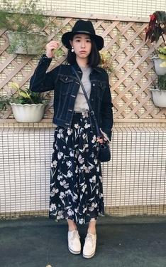 時尚穿搭:深藍的花花世界