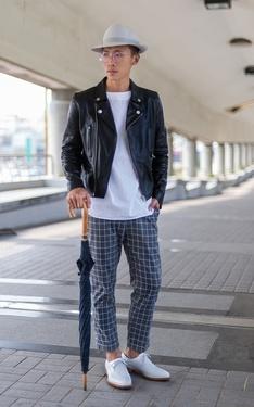 時尚穿搭:NICK 2017-04-16的搭配