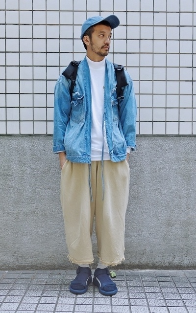 適合MIX&MATCH、CASUAL、NORMCORE、PLAIN-ME、和風外套、運動涼鞋、ALLROVER 翻轉包、COP BY PLAIN-ME、TEVA、ALLROVER的穿搭