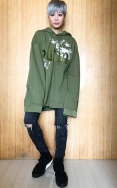 時尚穿搭:puma fenty girl 2017