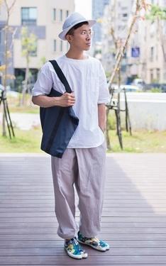 時尚穿搭:NICK 2017-04-22的搭配
