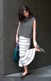 THE SELECTED 魚尾裙的時尚穿搭