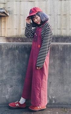 時尚穿搭:RED