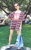 時尚穿搭:甚平套裝太可愛啦