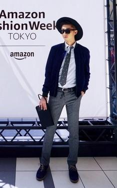 時尚穿搭:Amazon Fashion Week Tokyo