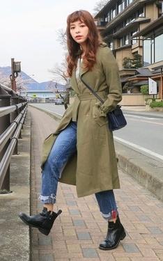 時尚穿搭:旅途中最美好的組合之一