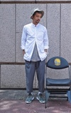COP BY PLAIN-ME 八分西裝褲的時尚穿搭