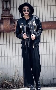 時尚穿搭:橫須賀是王道