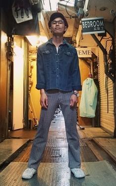 時尚穿搭:TWO PIECE 阿撇 2017-06-15的搭配