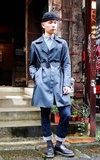 時尚穿搭:長大衣是男人的浪漫