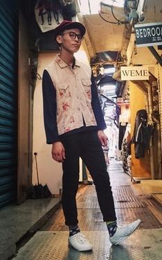 時尚穿搭:TWO PIECE 阿撇 2017-06-18的搭配