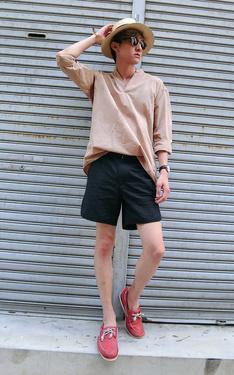 時尚穿搭:Timberland輕量化帆船鞋