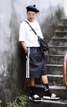 時尚穿搭:短褲的季節
