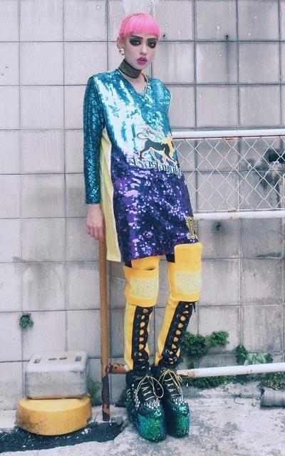 適合風格、混搭、籃球衣的穿搭