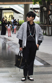 JASPAL 鞋子的時尚穿搭
