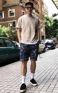 時尚穿搭:Streets