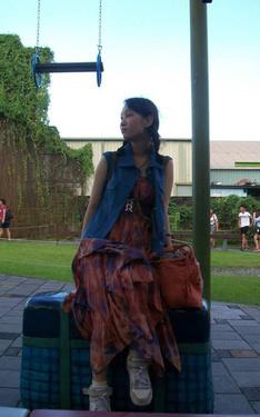 時尚穿搭:輕旅行的民族風