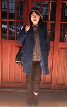 時尚穿搭:--- 2014-01-28的搭配
