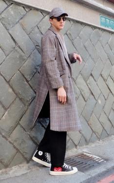 時尚穿搭:Pb Wu 2018-01-04的搭配