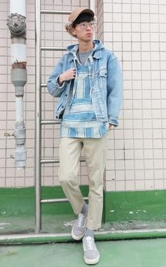 時尚穿搭:很冷