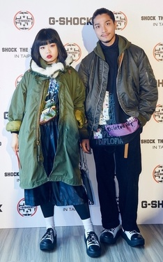 時尚穿搭:G-Shock 35th party