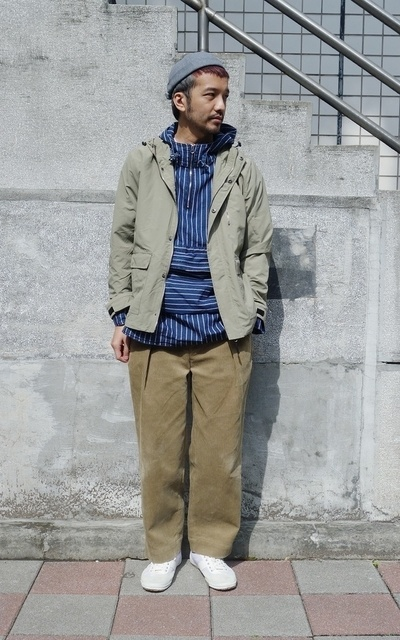 適合PLAIN-ME、ANORAK 、COP BY PLAIN-ME的穿搭
