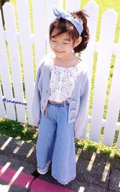 時尚穿搭:淺藍色