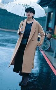 NATURA LBEAUTY BASIC 大衣的穿搭