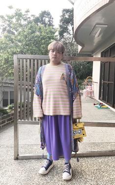 時尚穿搭:忘了縮小腹の胖子