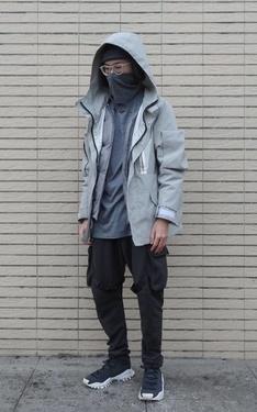 時尚穿搭:雪地穿搭 但是沒有雪