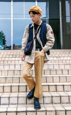 時尚穿搭:Merlin Lan 2018-04-28的搭配