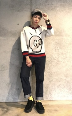 時尚穿搭:Gucci boy