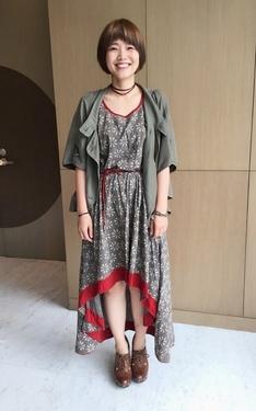 時尚穿搭:紅紅喜宴日