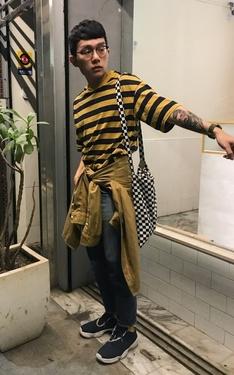 時尚穿搭:20180523