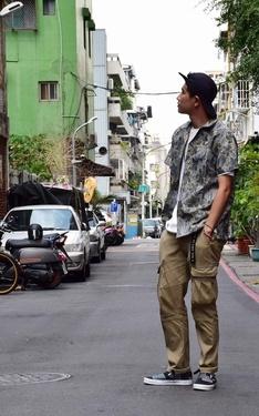 時尚穿搭:台灣南部的夏日穿搭