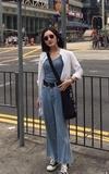 時尚穿搭:Hong Kong