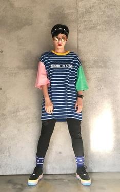 時尚穿搭:geek