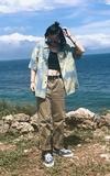 時尚穿搭:海島渡假