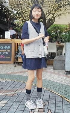 時尚穿搭:太少女穿搭