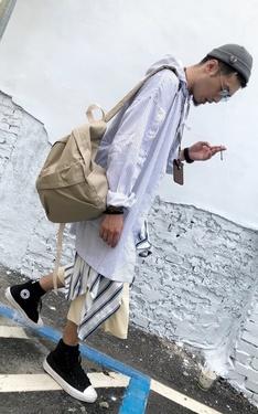 時尚穿搭:長袍