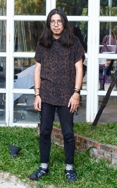 時尚穿搭:豹小子