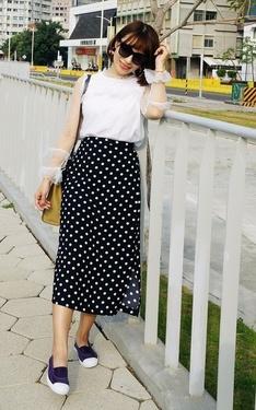 時尚穿搭:CIENTA西班牙帆布鞋穿搭