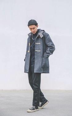 時尚穿搭:混搭,大衣