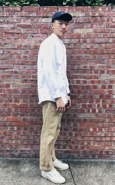 時尚穿搭:白色我這樣搭